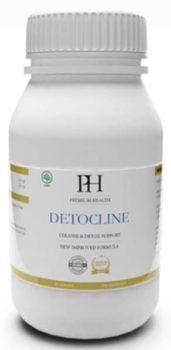 Detocline ulasan – kapsul parasit tempat beli, harga, berapa harga
